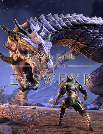 The Elder Scrolls Online Elsweyr will Add a Necromancer Class