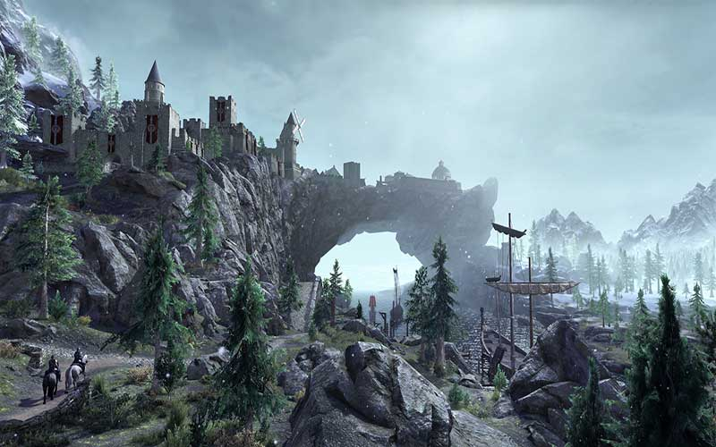 No Client Download Available — Elder Scrolls Online