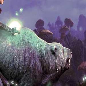 The Elder Scrolls Online Morrowind combat