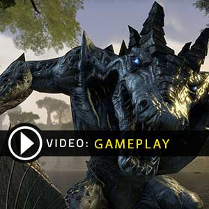 The Elder Scrolls Online Morrowind Gameplay Video