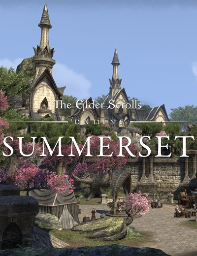 Take a Tour of Summerset Isle in The Elder Scrolls Online's New Trailer
