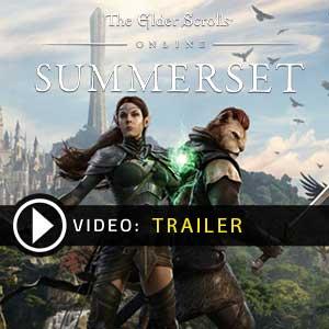Buy The Elder Scrolls Online Summerset CD Key Compare Prices
