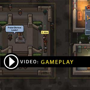 The Escapists 2 PS4 Gameplay Video