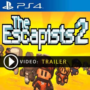 The Escapists 2 PS4 Prices Digital or Box Edition