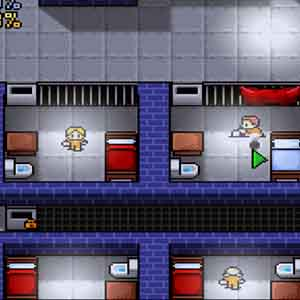 The Escapists: Digging Inside Prison Cells