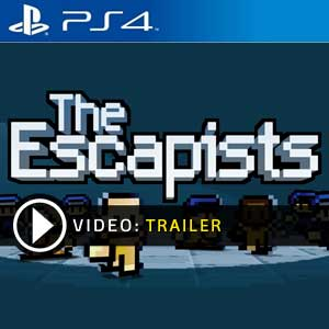 The Escapists PS4 Prices Digital or Physical Edition