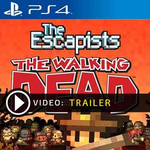 The Escapists The Walking PS4 Prices Digital or Physical Edition