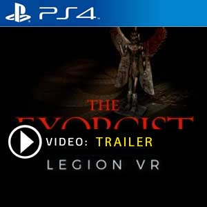 The Exorcist Legion VR PS4 Prices Digital or Box Edition