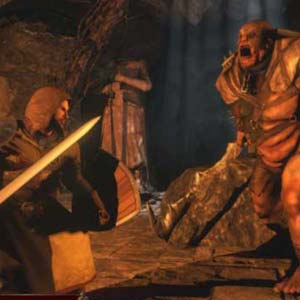 The First Templar - Fight