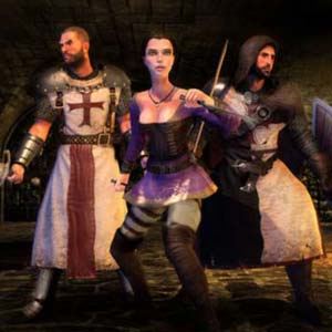 The First Templar - Characters