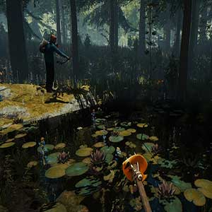 The Forest Hunting