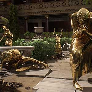 The Forgotten City Golden Statues