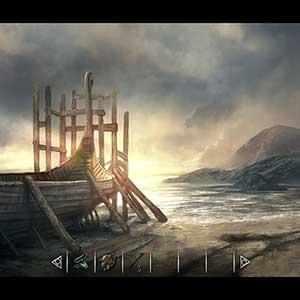 shipwrecked on an island