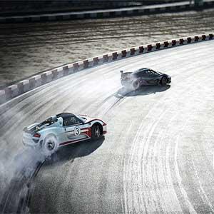 episodic racing game