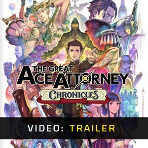 The Great Ace Attorney Chronicles Video Trailer