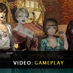 The House in Fata Morgana A Requiem for Innocence Gameplay Video