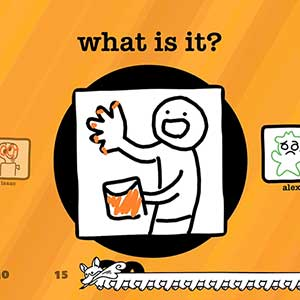 The Jackbox Party Pack 8 Drawful Animate