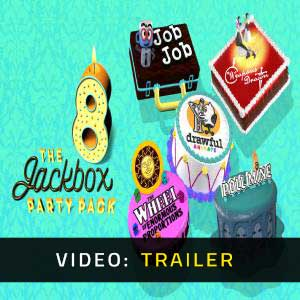 The Jackbox Party Pack 8 Video Trailer