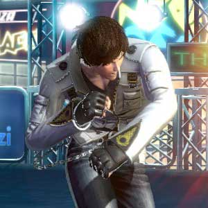 The King of Fighters 14 Kyo Shun Ei