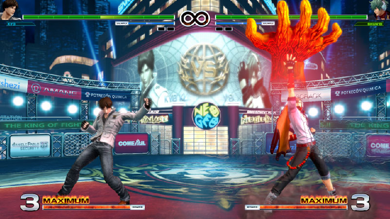 Buy The King Of Fighters 14 Cd Key Compare Prices Allkeyshop Com