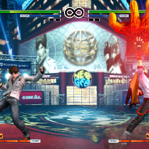The King of Fighters 14 Game Battle