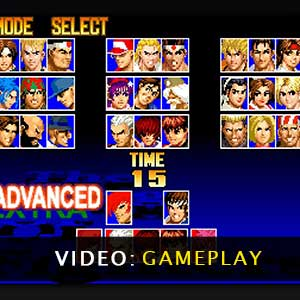 The King of Fighters '97 Global Match Gameplay Video
