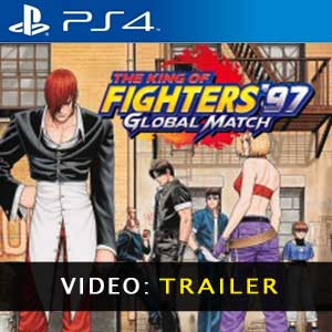 The King of Fighters '97 Global Match PS4 Prices Digital or Box Edition