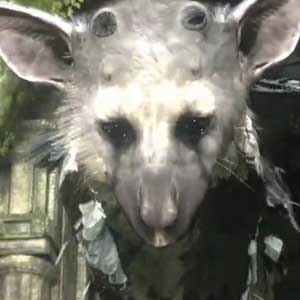 The Last Guardian PS4 Giant Creature