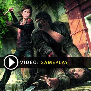 The Last of Us Remastered PS4 Gameplay Video