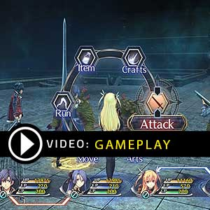 The Legend of Heroes Trails of Cold Steel 2 PS4 Gameplay Video