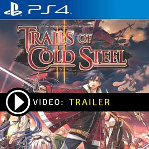 The Legend of Heroes Trails of Cold Steel 2 PS4 Prices Digital or Box Edition