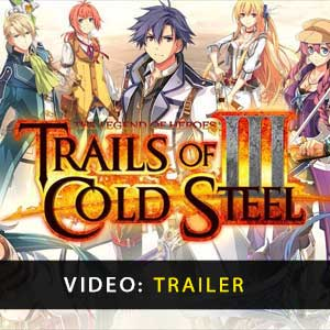 Buy The Legend of Heroes Trails of Cold Steel 3 CD Key Compare Prices