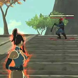 The Legend of Korra Attack