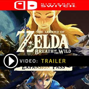 The Legend of Zelda Breath of the Wild Expansion Pass Nintendo Switch Prices Digital or Box Edition