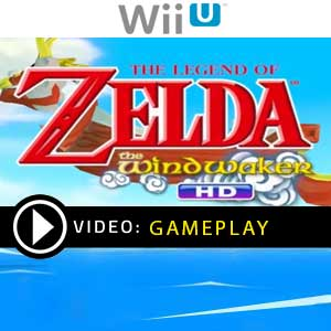 Buy The Legend of Zelda The Wind Waker HD Wii U CD Key Compare Prices