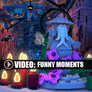 The LEGO NINJAGO Movie Video Game Funny Moments