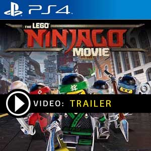The LEGO NINJAGO Movie Videogame PS4 Prices Digital or Box Edition