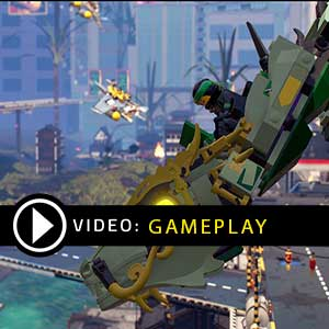 The LEGO NINJAGO Movie Videogame Gameplay Video