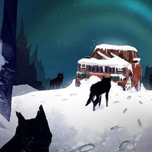 The long Dark wolf