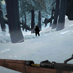 The long Dark wolf