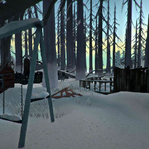 The long Dark Gameplay