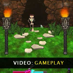 The Lost Gardens Gameplay Video