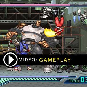 The Ninja Saviors Return of the Warriors Gameplay Video