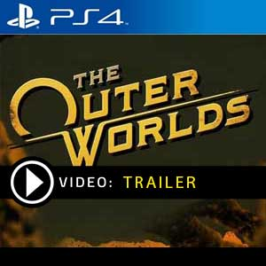 The Outer Worlds PS4 Prices Digital or Box Edition