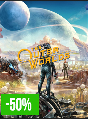 The Outer Worlds CD Key Compare Prices
