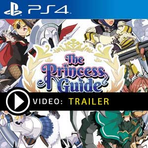 The Princess Guide PS4 Prices Digital or Box Edition