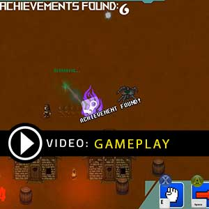 The Quest for Achievements Remix Gameplay Video