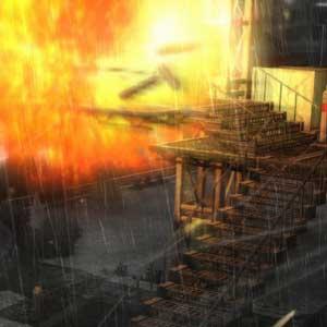 The Saboteur - Explosion