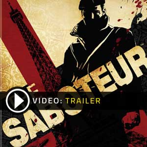 Buy The Saboteur CD Key Compare Prices