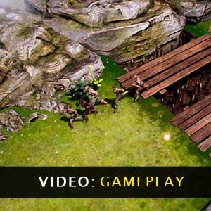 The Savior's Gang Gameplay Video
